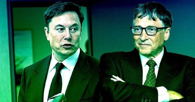 """Bill Gates khuyên Elon Musk ngừng """"ba hoa"""" về Covid-19 - 1"""