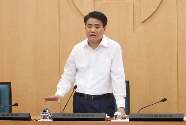 Chủ tịch Hà Nội: 20.000 bộ test nhanhưu tiên cho người từ Đà Nẵng trở về - 1