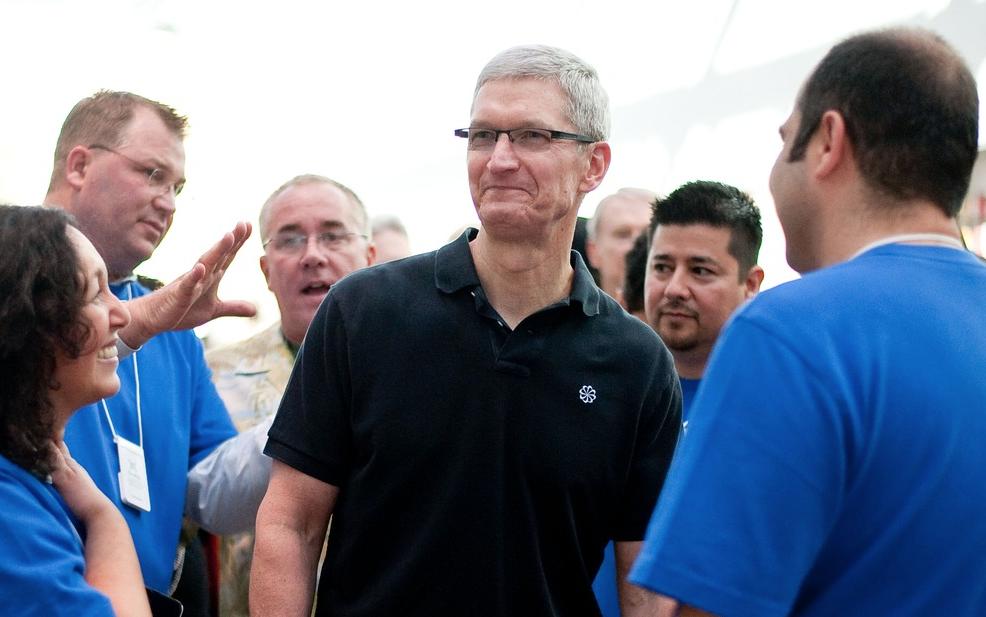Apple thành công ty giá trị nhất toàn cầu, vốn hóa đạt 1,84 nghìn tỷ USD