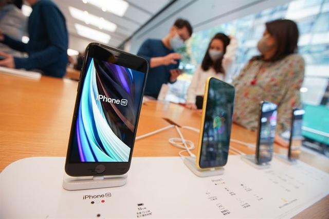 iPhone là điện thoại duy nhất bán chạy trong mùa dịch Covid-19 - 3
