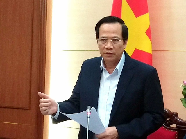 Bộ trưởng Đào Ngọc Dung: Đề xuất hỗ trợ 145.000 người gặp khó vì Covid-19 - 1