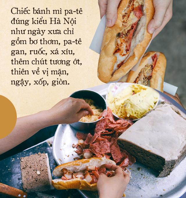 Hàng bánh mì Hà Nội từ thời bao cấp, bán 400 chiếc/ngày, giá chỉ 10 nghìn đồng - 2