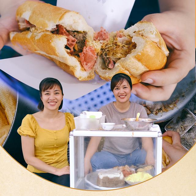 Hàng bánh mì Hà Nội từ thời bao cấp, bán 400 chiếc/ngày, giá chỉ 10 nghìn đồng - 7