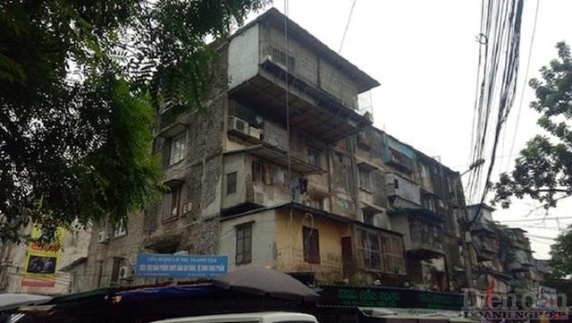 Ì ạch cải tạo chung cư cũ: Nhà đầu tư đang... bất lực - 1