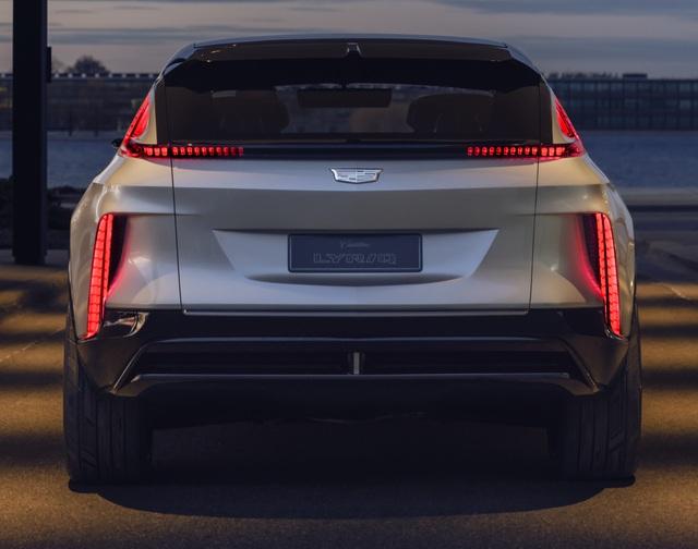 Cận cảnh tân binh Lyriq - Kỷ nguyên mới của Cadillac - 11