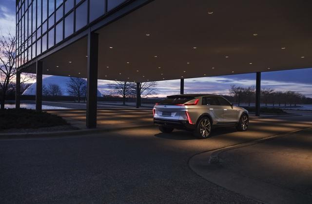 Cận cảnh tân binh Lyriq - Kỷ nguyên mới của Cadillac - 16