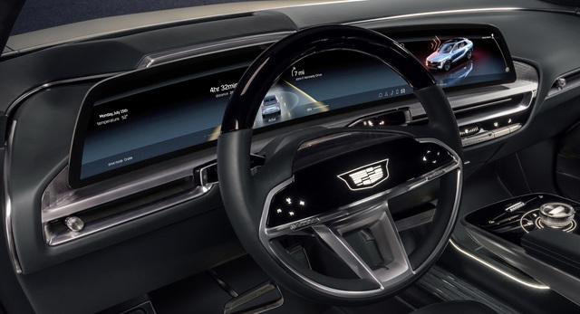 Cận cảnh tân binh Lyriq - Kỷ nguyên mới của Cadillac - 3