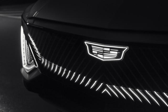 Cận cảnh tân binh Lyriq - Kỷ nguyên mới của Cadillac - 7