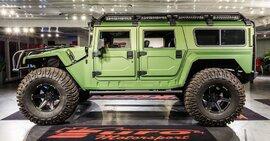 Diện kiến chiếc Hummer đắt nhất nước Mỹ