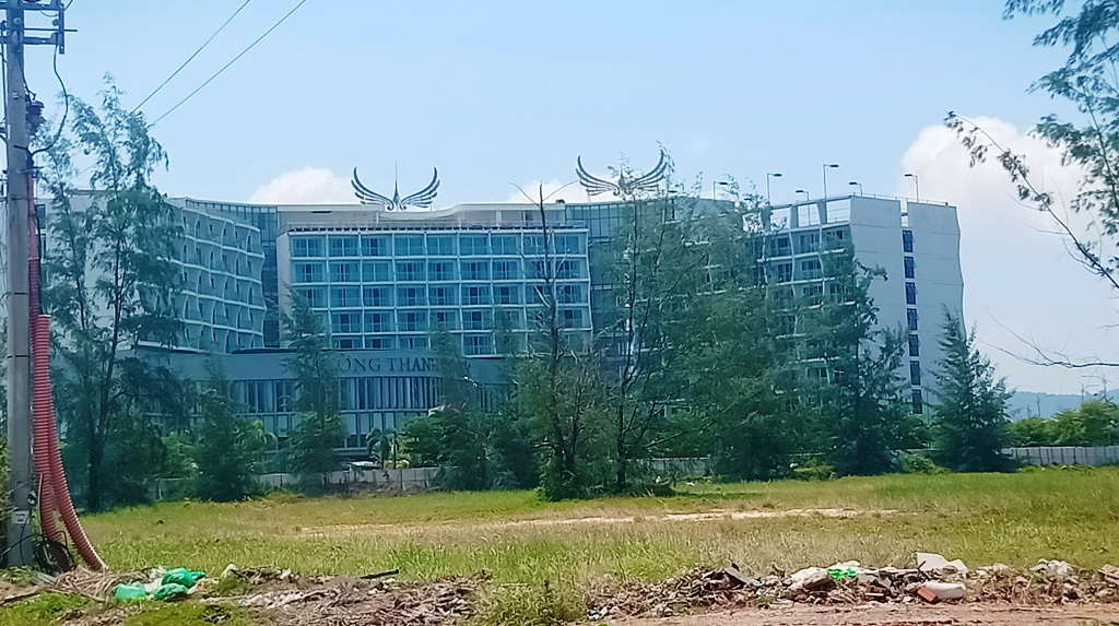 """Sở Xây dựng """"lên tiếng"""" về sai phạm tại Khách sạn Mường Thanh Phú Quốc"""