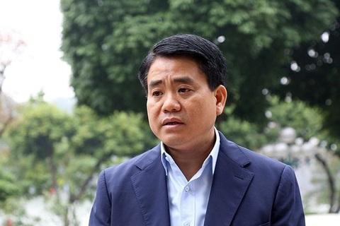 Bộ Công an xác định ông Nguyễn Đức Chung liên quan đến 3 vụ án