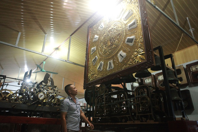 """Chiêm ngưỡng """"kho báu thời gian"""" trị giá 50 tỷ đồng ở Thái Bình - 5"""