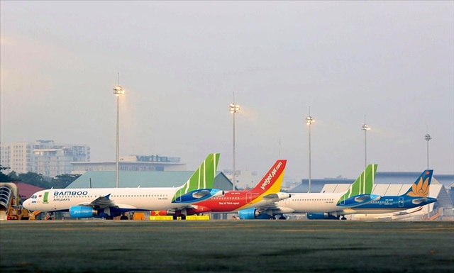 """""""Hỏa tốc"""" dừng các chuyến bay chở khách đi/đến Đà Nẵng từ 0h ngày 12/8 - 1"""