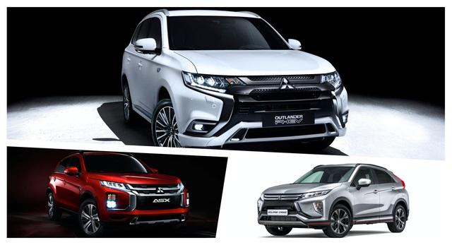 Mitsubishi dừng xuất xe SUV sang thị trường châu Âu - 1