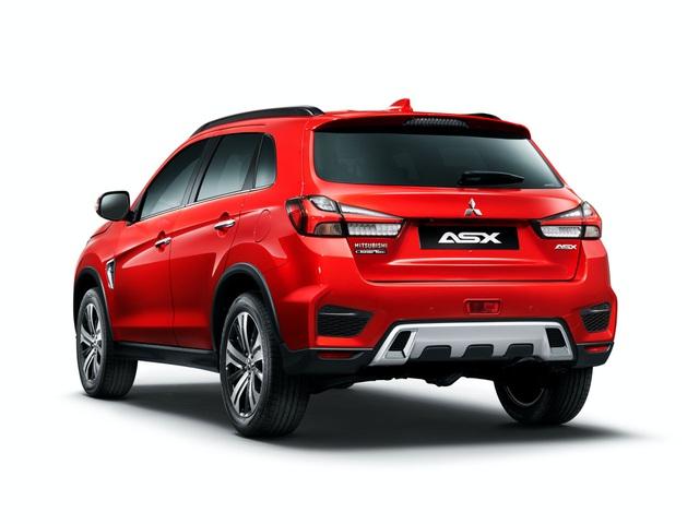 Mitsubishi dừng xuất xe SUV sang thị trường châu Âu - 3