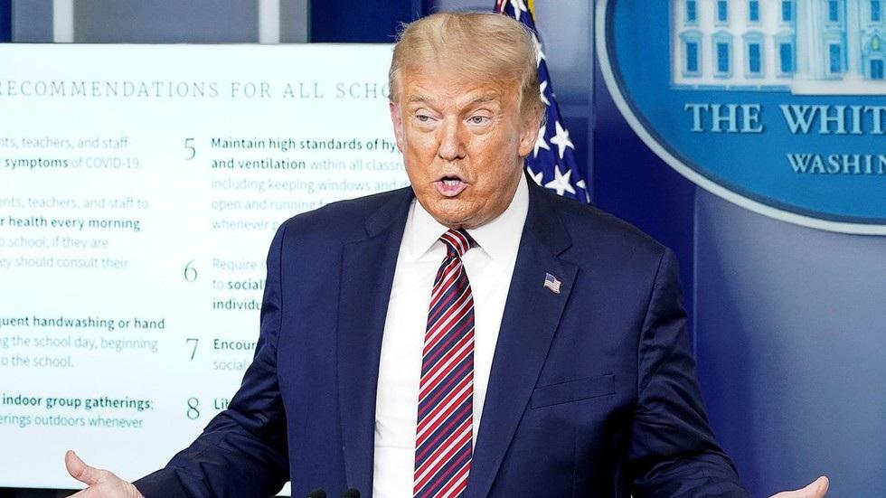 Mỹ trải qua ngày chết chóc nhất, ông Trump phản đối đeo khẩu trang bắt buộc