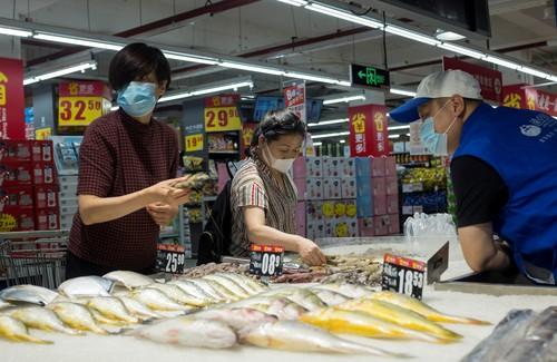 Trung Quốc phát hiện virus corona gây Covid-19 trong hàng đông ...