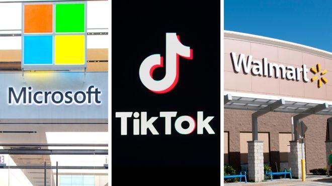 Walmart muốn cùng Microsoft thâu tóm TikTok