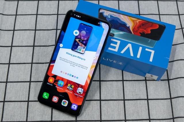 Trên tay Vsmart Live 4: smartphone giá tốt, thiết kế đẹp do VinSmart tự chủ - 11