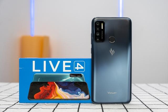 Trên tay Vsmart Live 4: smartphone giá tốt, thiết kế đẹp do VinSmart tự chủ - 3