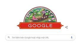 Google thay đổi chủ đề mừng ngày Quốc khánh Việt Nam 2020
