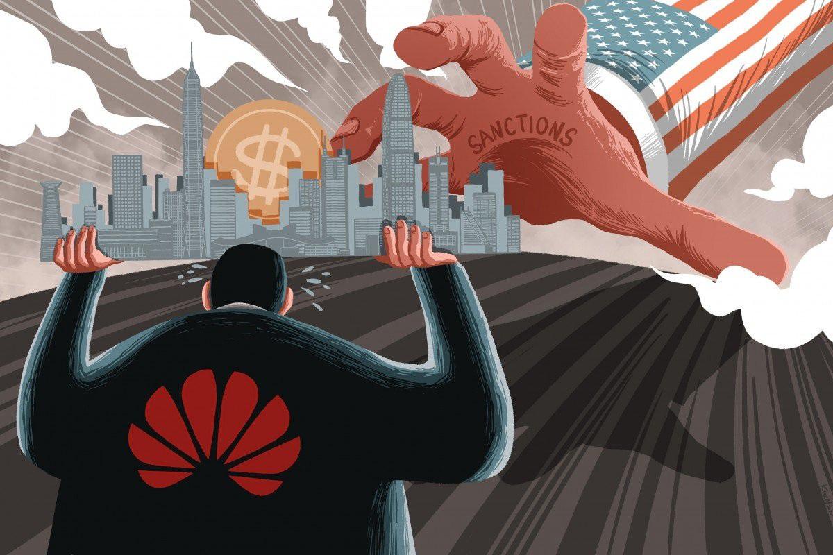 """Huawei """"nhận án tử"""" của Mỹ, nền kinh tế Thâm Quyết gặp đại hạn"""