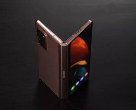 Samsung ra mắt smartphone gập Galaxy Z Fold2 5G, giá 2.000 USD