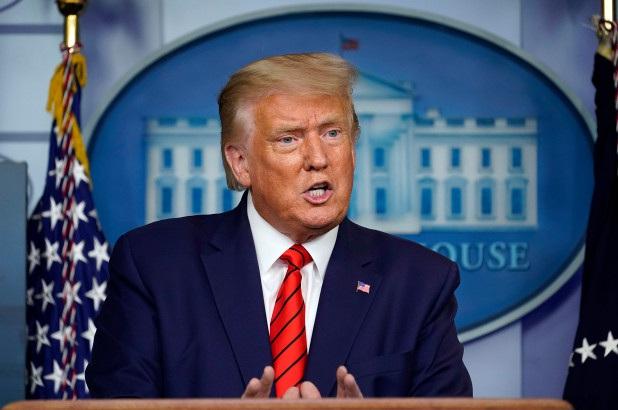 Tổng thống Trump bác tin đồn từng bị đột quỵ