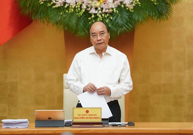 """Thủ tướng: """"Sức khỏe"""" tài chính Việt Nam hoàn toàn có thể vượt qua Covid-19 - 1"""