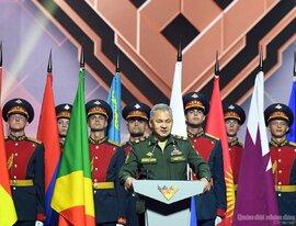 Đoàn Quân đội nhân dân Việt Nam vượt mục tiêu đề ra tại Army Games 2020