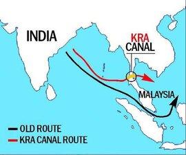 India Times: Thái Lan đã từ chối hợp tác với Trung Quốc xây dựng kênh đào ở Vịnh Bengal?