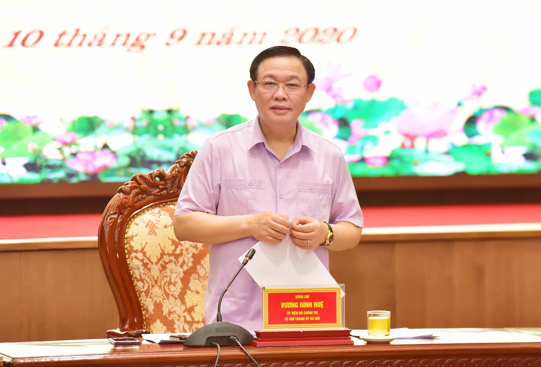 Hà Nội lập 5 tổ công tác tháo gỡ khó khăn, thúc đẩy phát triển kinh tế