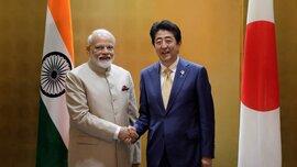 Ấn Độ ký hợp tác quân sự với Nhật Bản giữa lúc căng thẳng với Trung Quốc