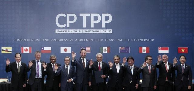 Anh đang theo đuổi CPTPP, quan tâm đặc biệt tới Việt Nam