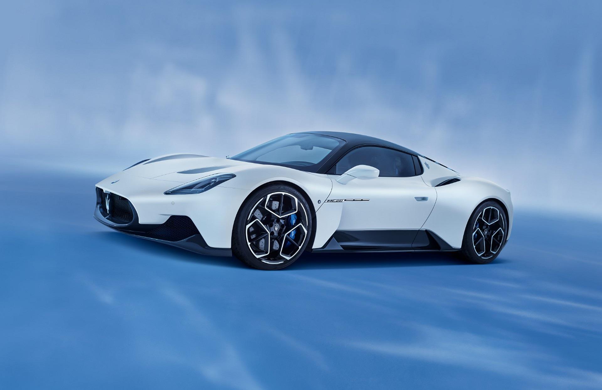 Siêu xe MC20 - Kỷ nguyên mới của Maserati