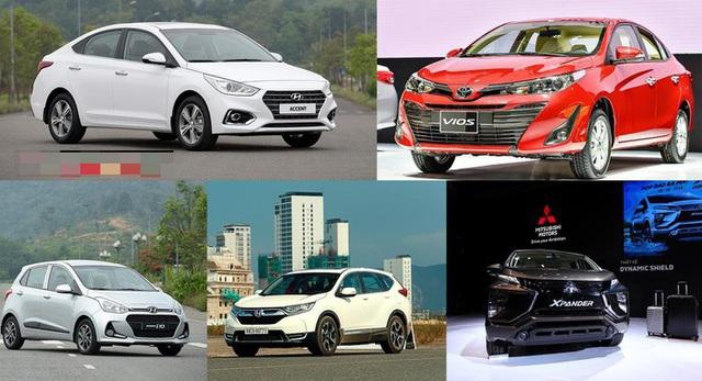 Bất chấp họa hai cô, nhiều mẫu xe tại Việt Nam vẫn có doanh số khủng - 1