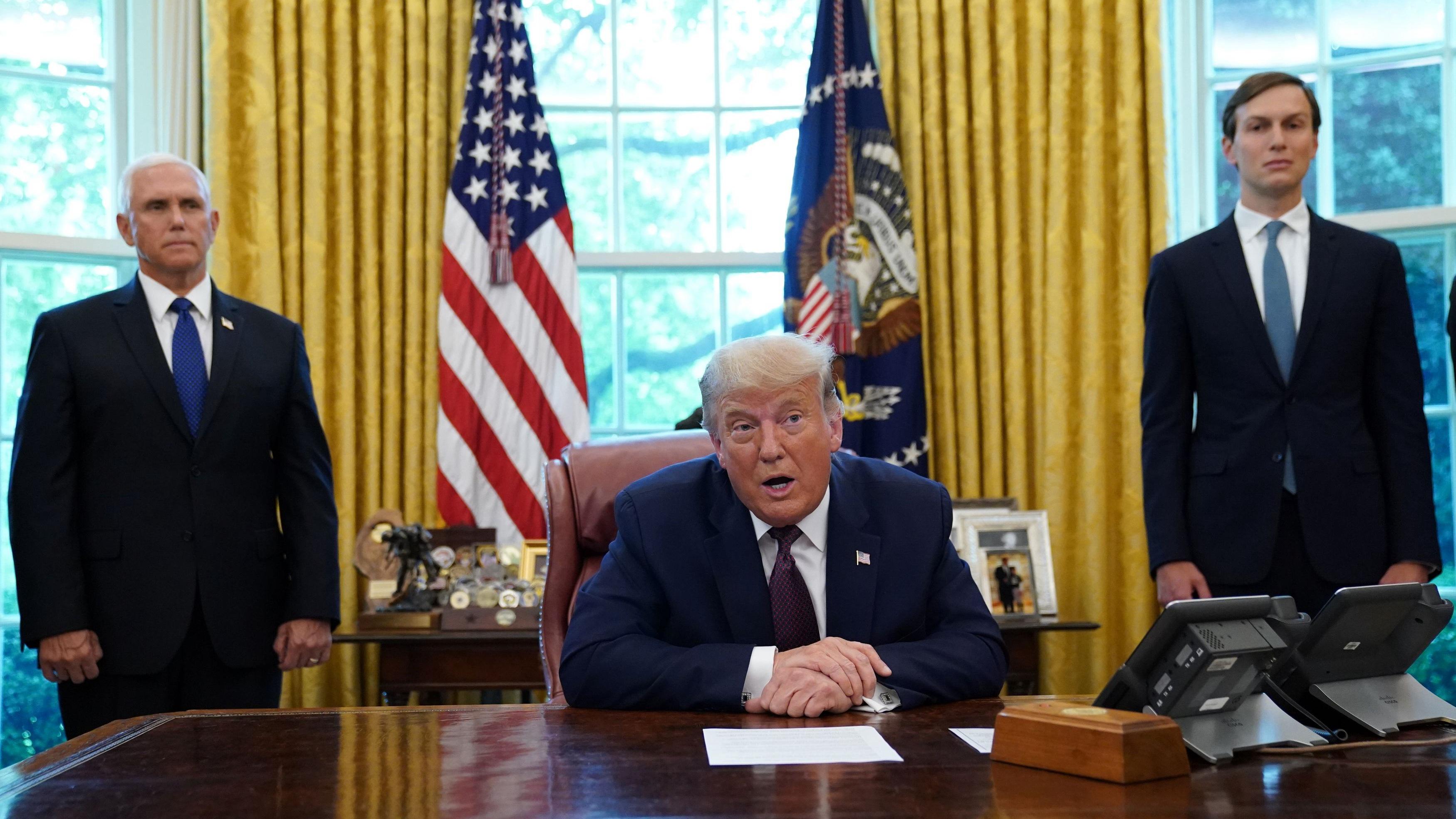 Nhà Trắng được đề cử giải Nobel Hòa bình