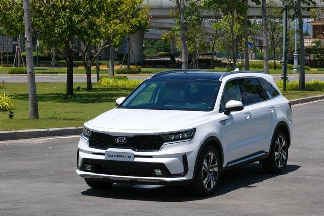 Chi tiết Kia Sorento 2021: xe Hàn Quốc có gì với giá cao nhất 1,349 tỷ? - 1
