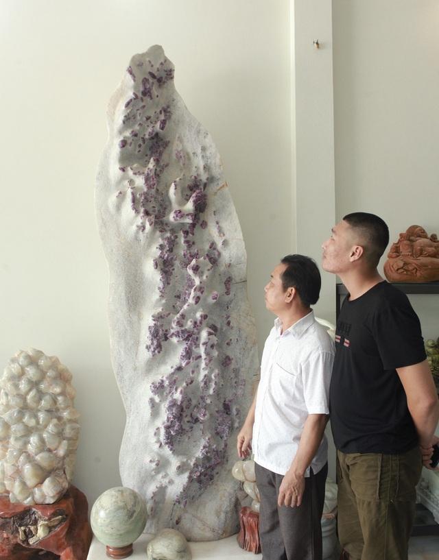 Gốc tinh thể ruby lớn nhất thế giới tại Yên Bái được trả giá tới 6 tỷ đồng - 2