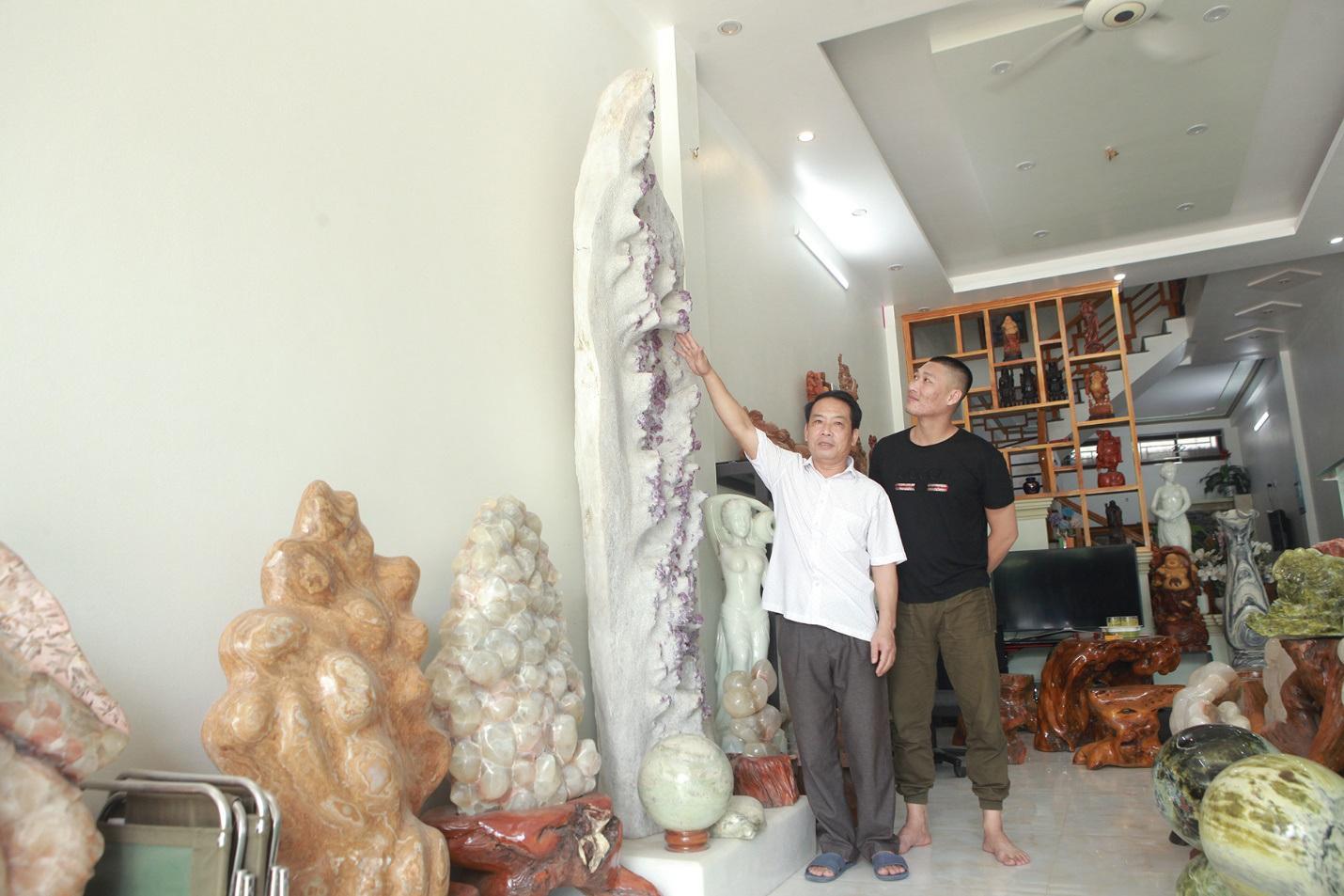 Gốc tinh thể ruby lớn nhất thế giới tại Yên Bái được trả giá tới 6 tỷ đồng
