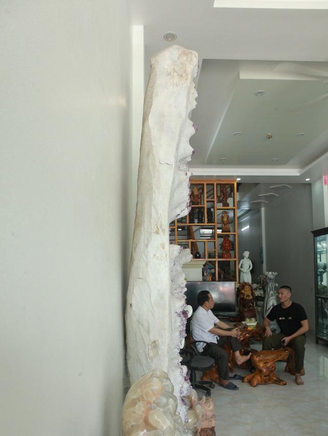 Gốc tinh thể ruby lớn nhất thế giới tại Yên Bái được trả giá tới 6 tỷ đồng - 7