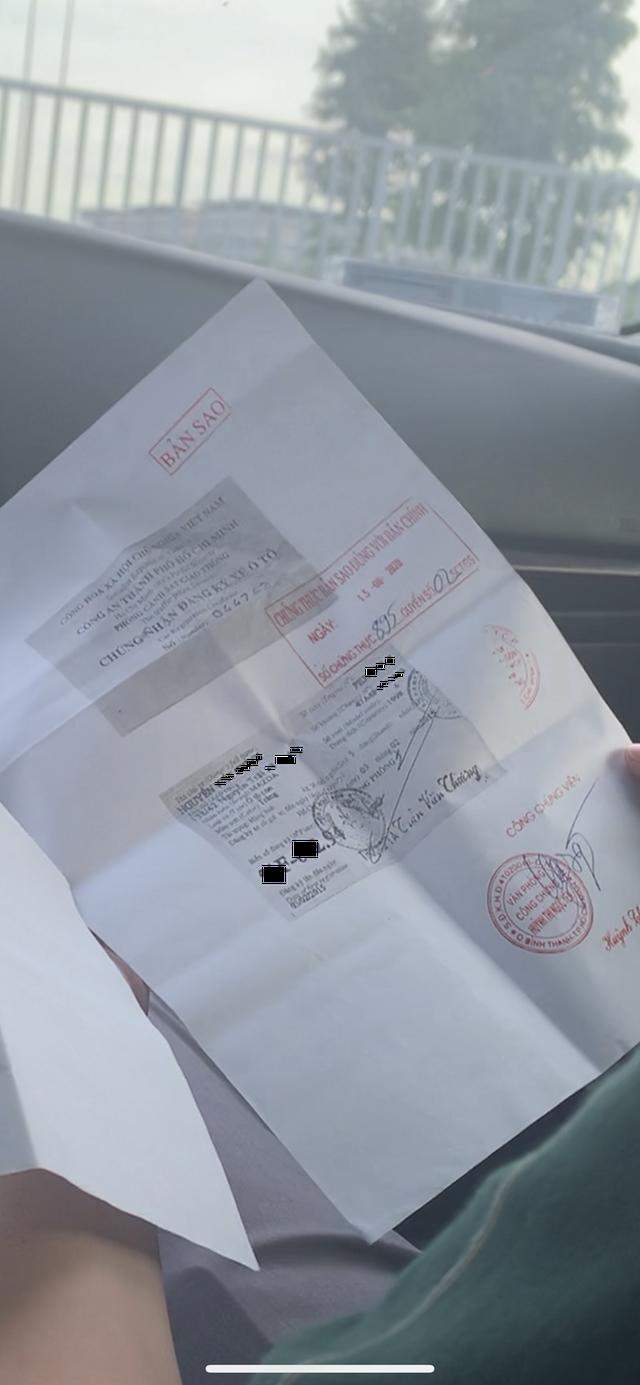 """Khẳng định giấy tờ giả, xe ngân hàng """"mẹ bồng con"""" vẫn ngang nhiên mua bán - 4"""