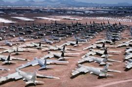 """Hàng loạt máy bay """"về hưu non"""" do Covid-19, thị trường tháo dỡ nhộn nhịp"""