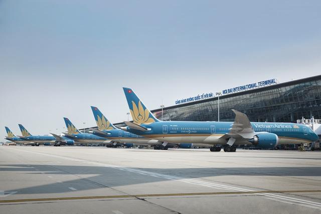 """Sốt ruột chờ """"mở cửa"""" bầu trời, hãng bay chở khách 1 chiều đi quốc tế"""