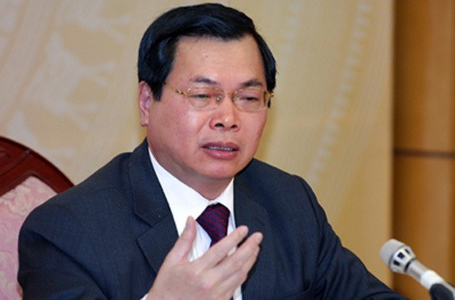 Truy tố cựu Bộ trưởng Bộ Công Thương Vũ Huy Hoàng
