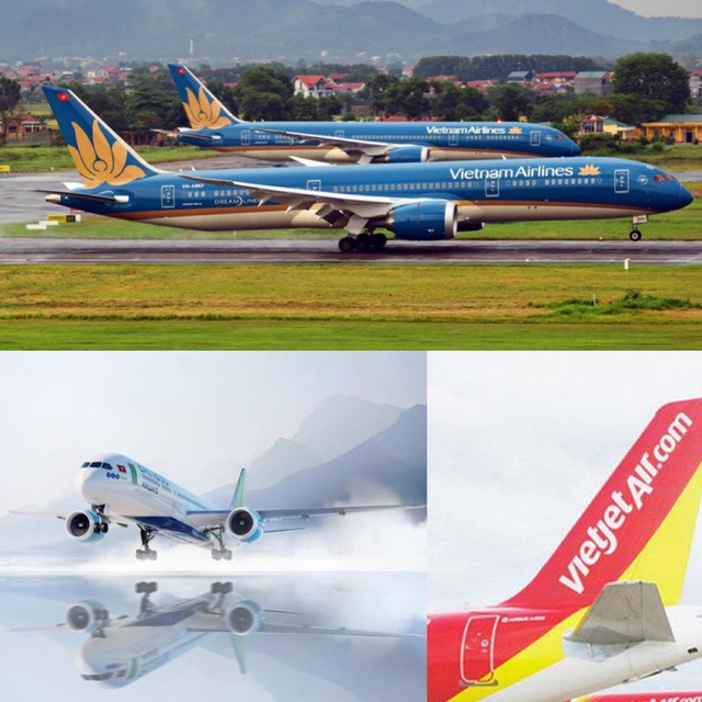"""Việt Nam chính thức """"mở cửa"""" bầu trời, nối lại 6 đường bay quốc tế"""