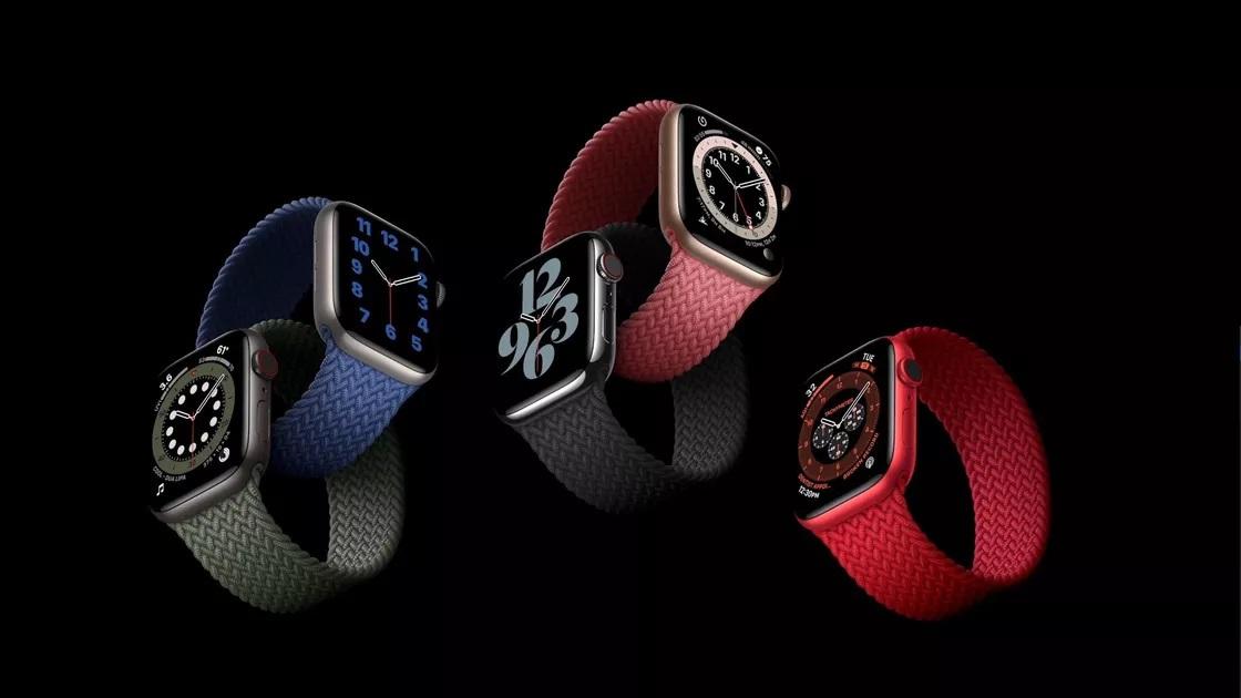 iPad Air 4, Apple Watch Series 6 và Apple Watch SE chính thức trình làng