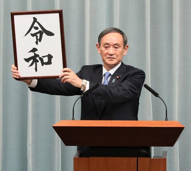 """Tân Thủ tướng Nhật Bản Suga Yoshihide-""""Ông niên hiệu mới Lệnh Hòa"""" - 1"""