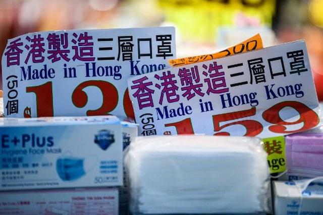 """Hồng Kông dọa sẽ kiện Mỹ lên WTO vì yêu cầu gắn nhãn hàng """"Made in China"""" - 2"""