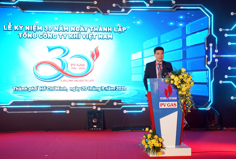 Lễ kỷ niệm 30 năm thành lập PV GAS – lan tỏa tình đoàn kết và văn hóa doanh nghiệp